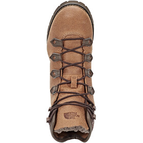 The North Face Ballard Boyfriend Shoes Women Dachshund Brown/Demitasse Brown